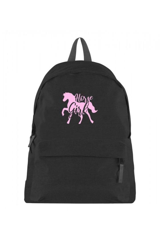 Plecak Horse Girl Cute
