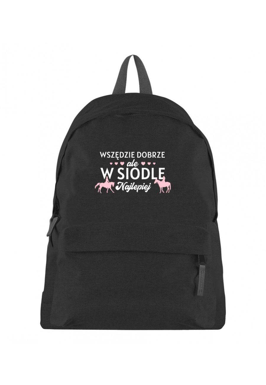 Plecak Wszędzie dobrze