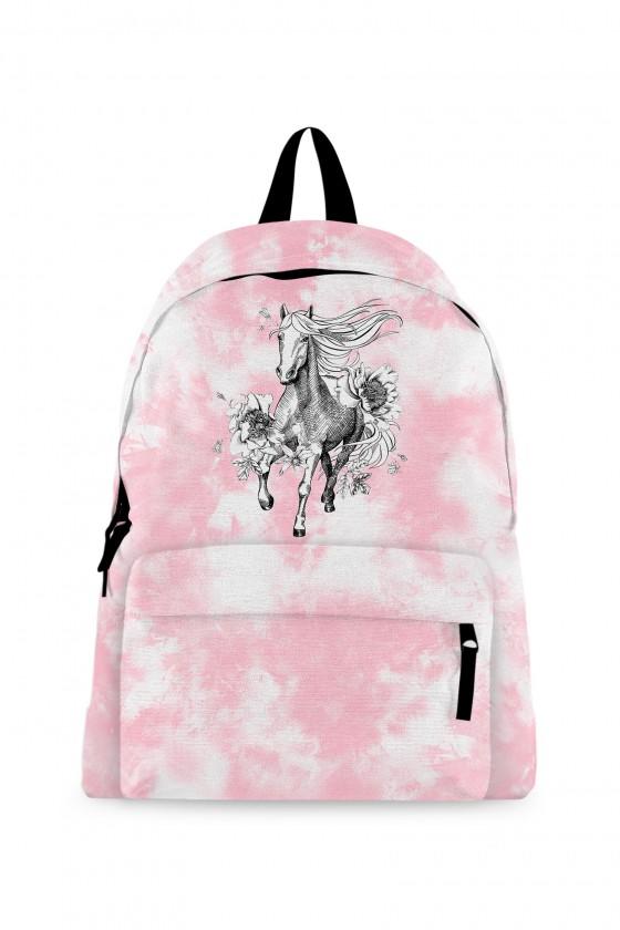 Plecak Premium Niesamowity Koń