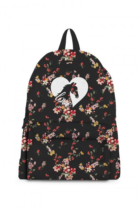 Plecak Premium LOVE Konie 2