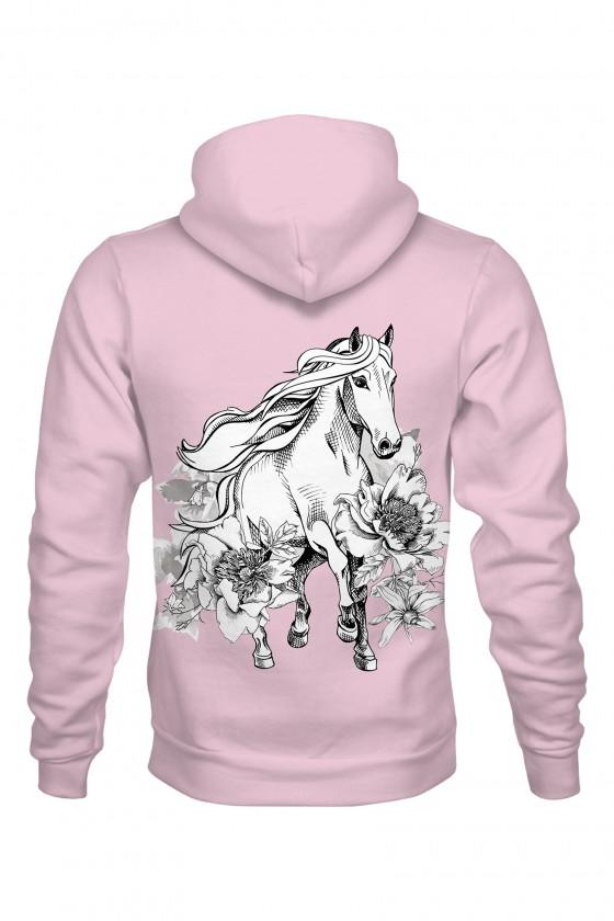 Bluza bawełniana Wspaniały Koń