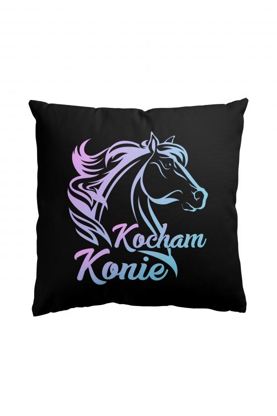 Poduszka Premium Kocham konie