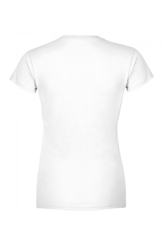 Koszulka damska Vintage koń