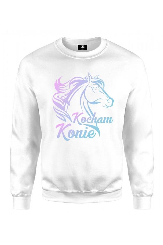 Bluza klasyczna Kocham konie