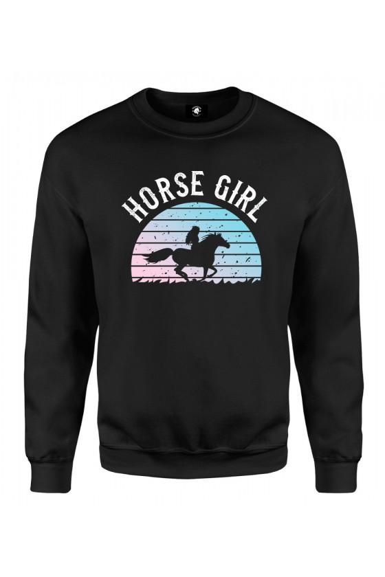 Bluza klasyczna Horse Girl 2