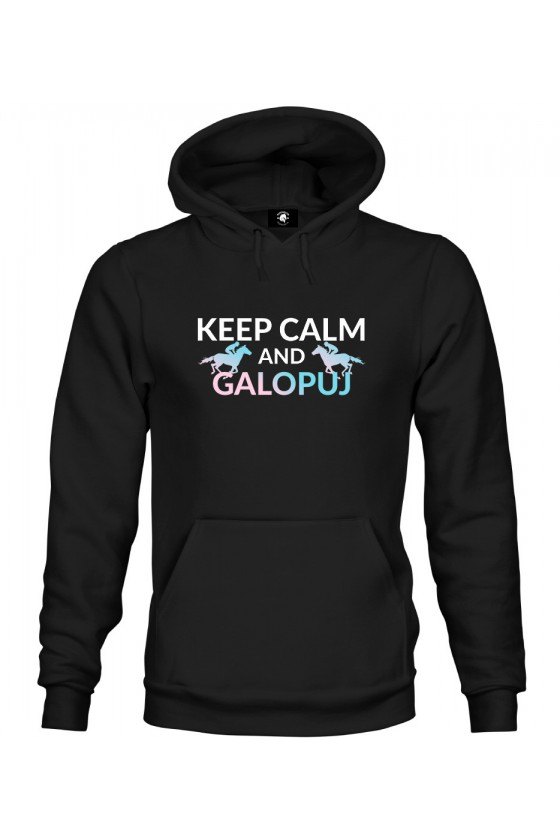 Bluza z kapturem Keep Calm