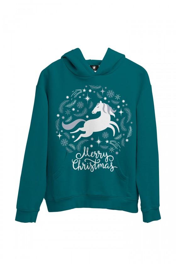 Bluza bawełniana Merry Christmas