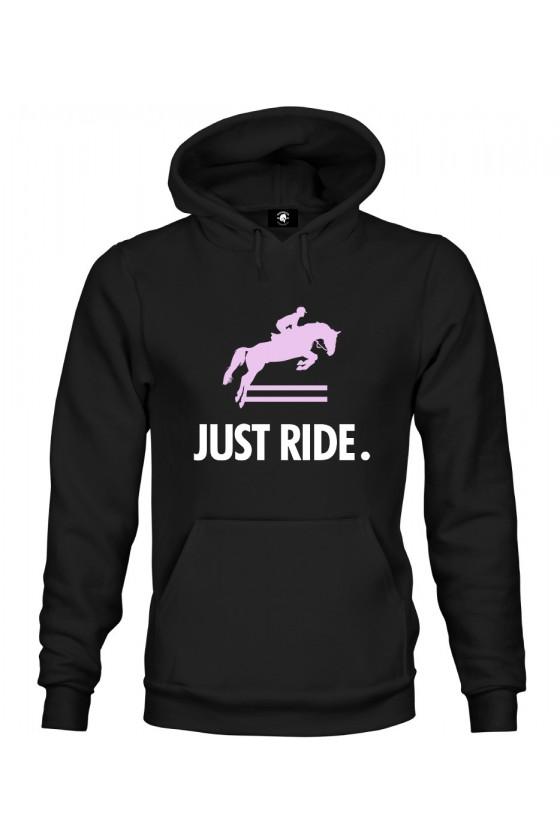Bluza z kapturem Just Ride
