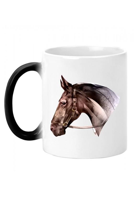 Kubek magiczny Głowa Konia Realistyczna