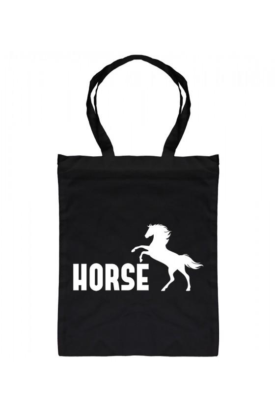 Torba Bawełniana Horse