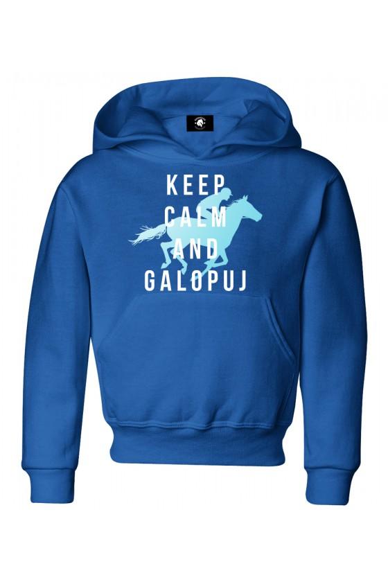 Bluza dziecięca Keep Calm And Galopuj 2
