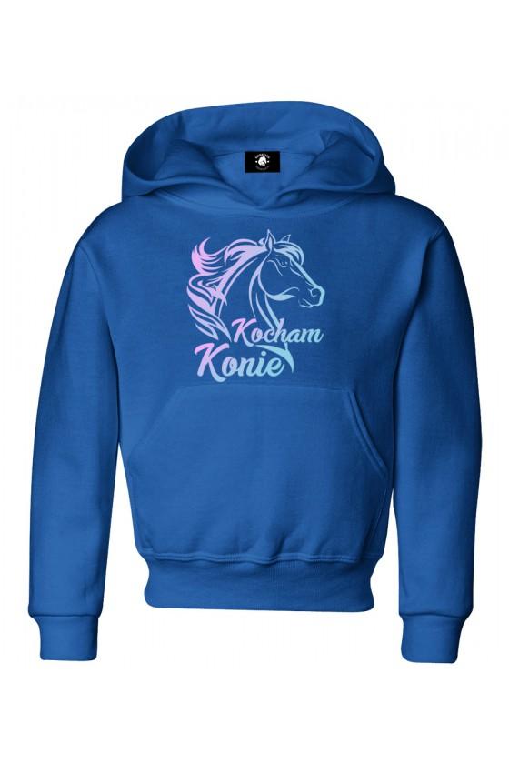 Bluza dziecięca Kocham konie