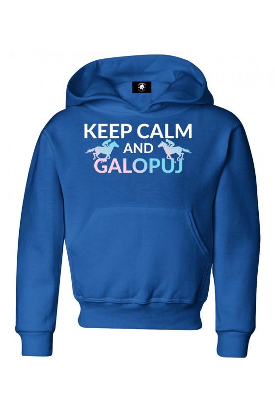 Bluza dziecięca Keep Calm