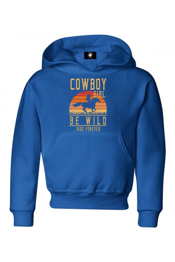 Bluza dziecięca Cowboy Girl