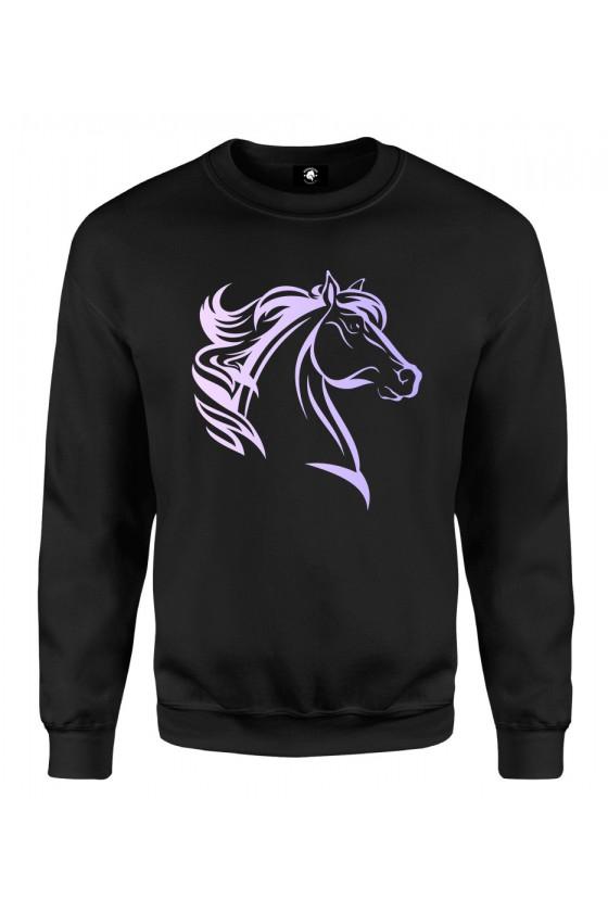 Bluza klasyczna Koń z grzywą