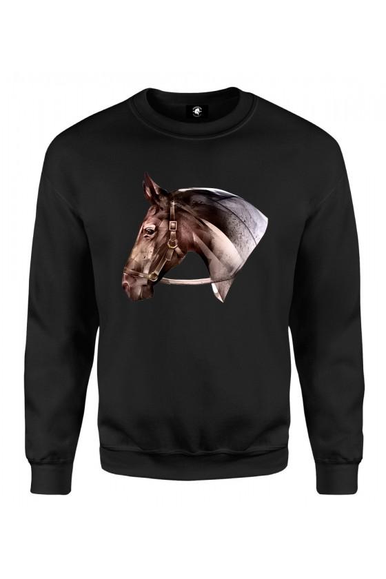Bluza klasyczna Głowa Konia Realistyczna