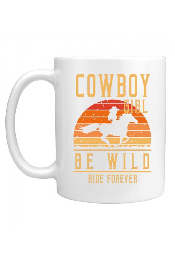 Kubek Cowboy Girl