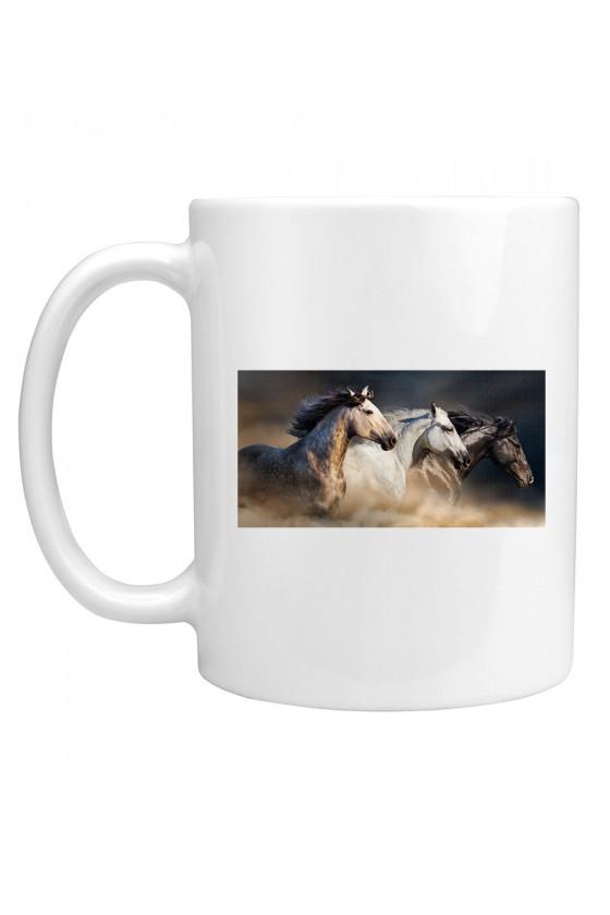 Kubek Jak konie w galopie