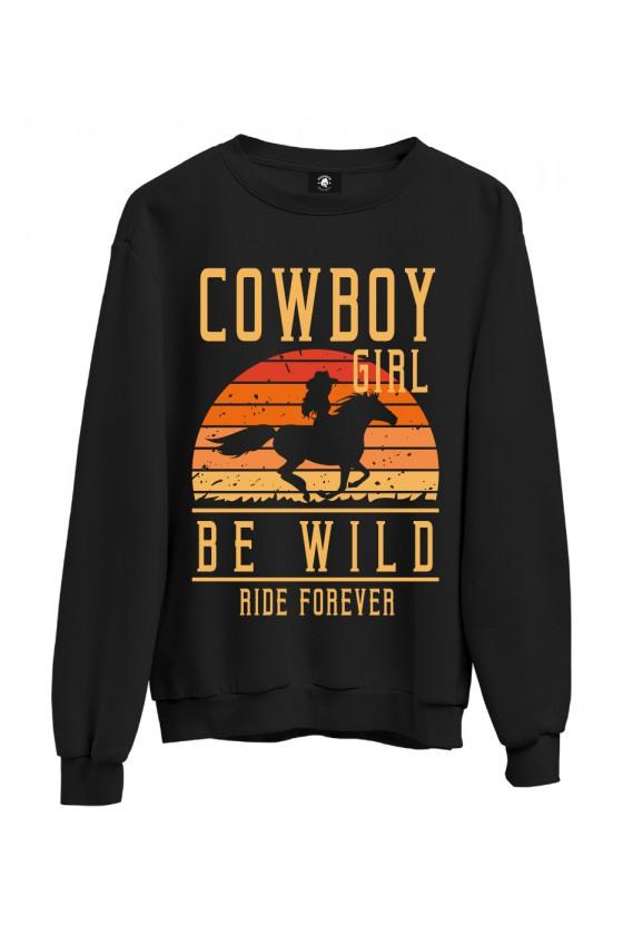 Bluza klasyczna Cowboy Girl